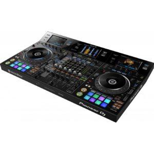 Pioneer DDJ-RZX, DJ Pult
