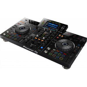Pioneer XDJ-RX2 DJ controller, DJ Pult