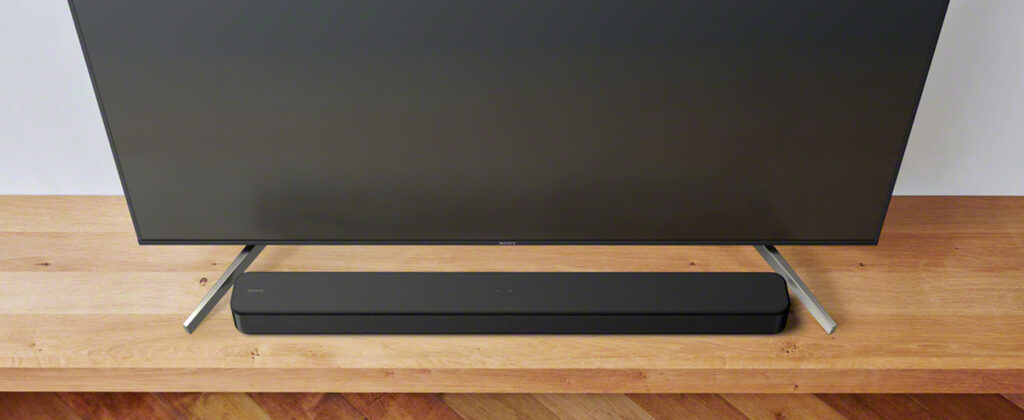 Sony HT-SF150 soundbar med bluetooth