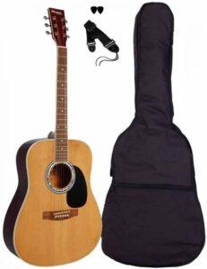 Sant Guitars AC-80-NA western-guitar natur