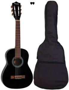 Sant Guitars CJ-30 ½ spansk børne-guitar sort