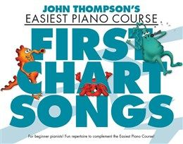 john thompsom easiest piano