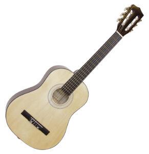 klassisk spansk guitar natur