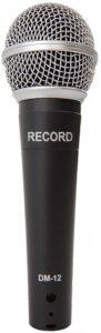 rec dm12 mikrofon