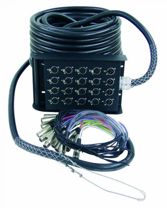 stagebox XLR multikabler