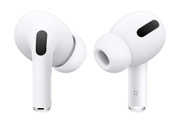 trådløse høretelefoner fra appe airpods pro
