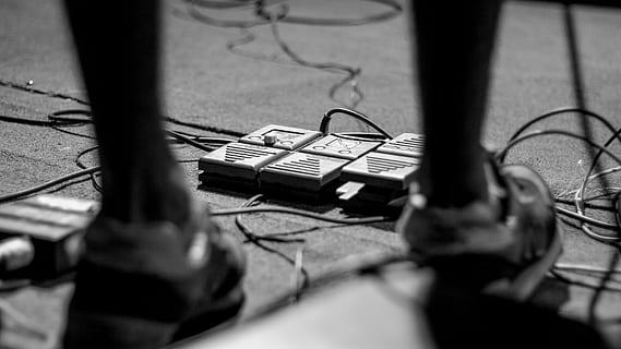 guitar pedaler