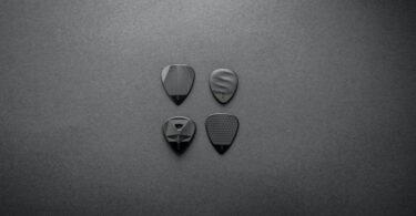 guitar plektre