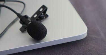 klips mikrofon
