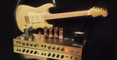 rør forstærker til guitar
